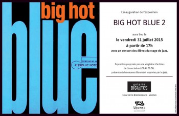 Big Hot Blue 2
